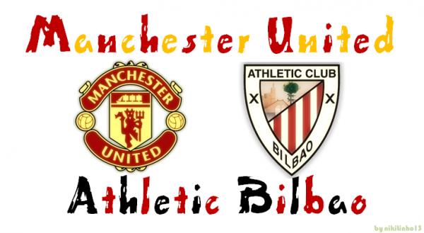 Манчестер юнайтед атлетик лига европы 1 8 финала