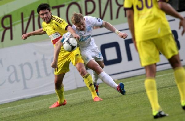 Томаш Губочан и Юрий Жирков